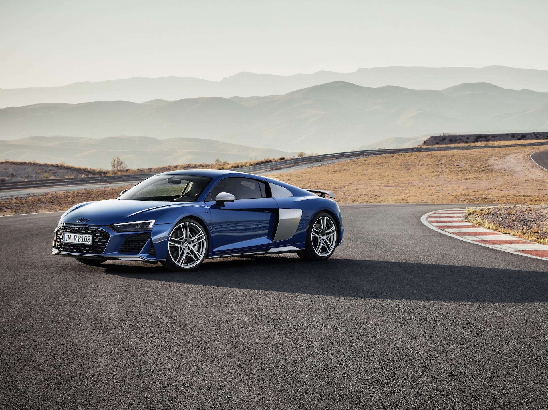 2020 Audi R8 preview