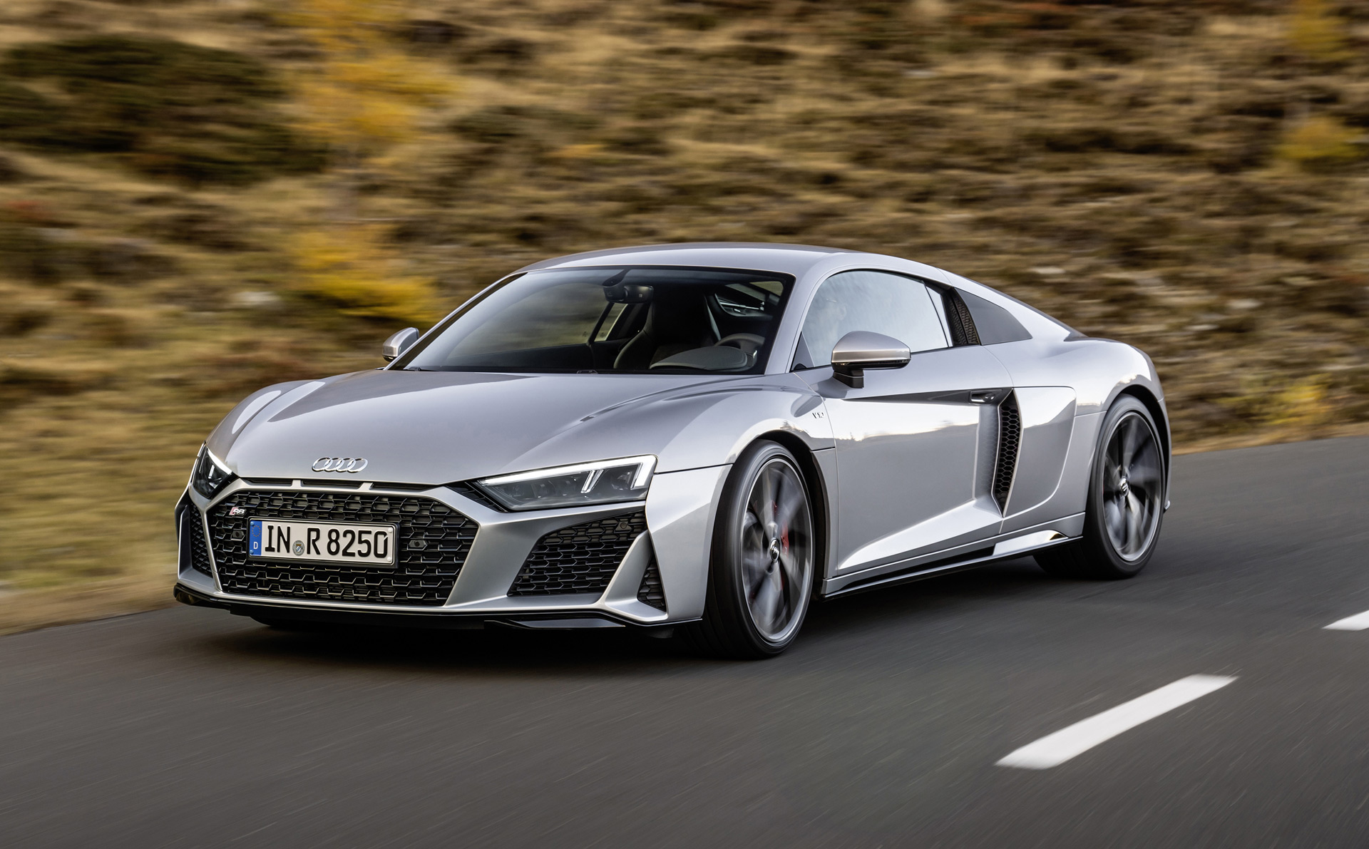Audi may bring its rear-wheel drive R8 to the US as a 2021 model