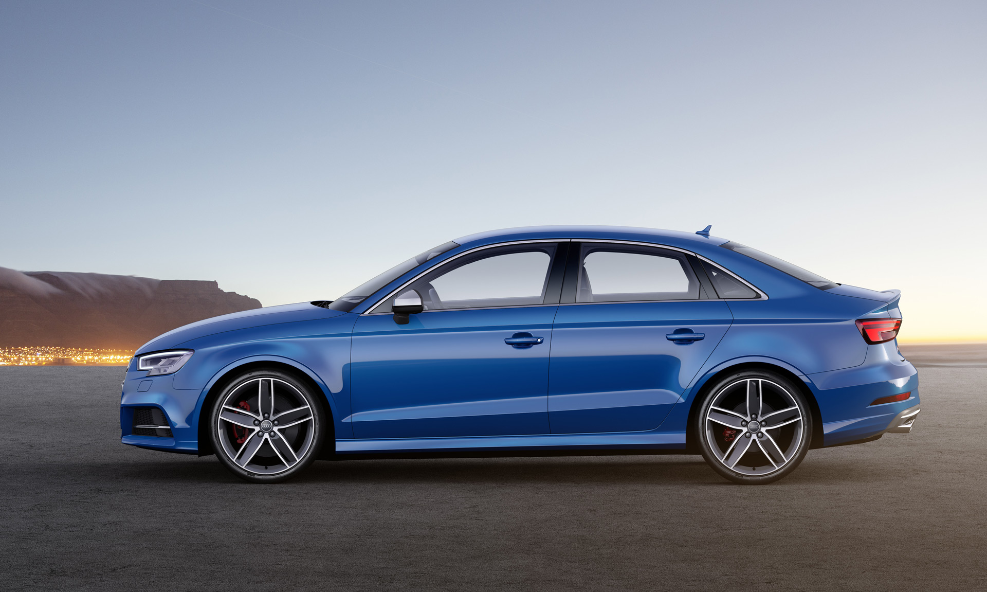 2017 Audi S3 Preview