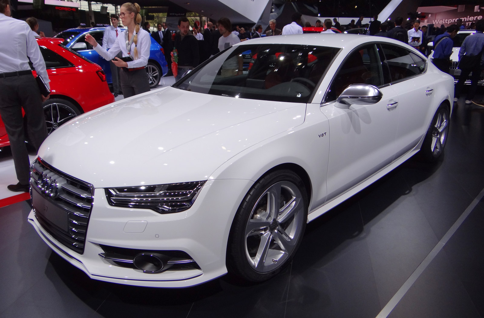 2016 Audi A7 And S7 Full Details Live Photos And Video