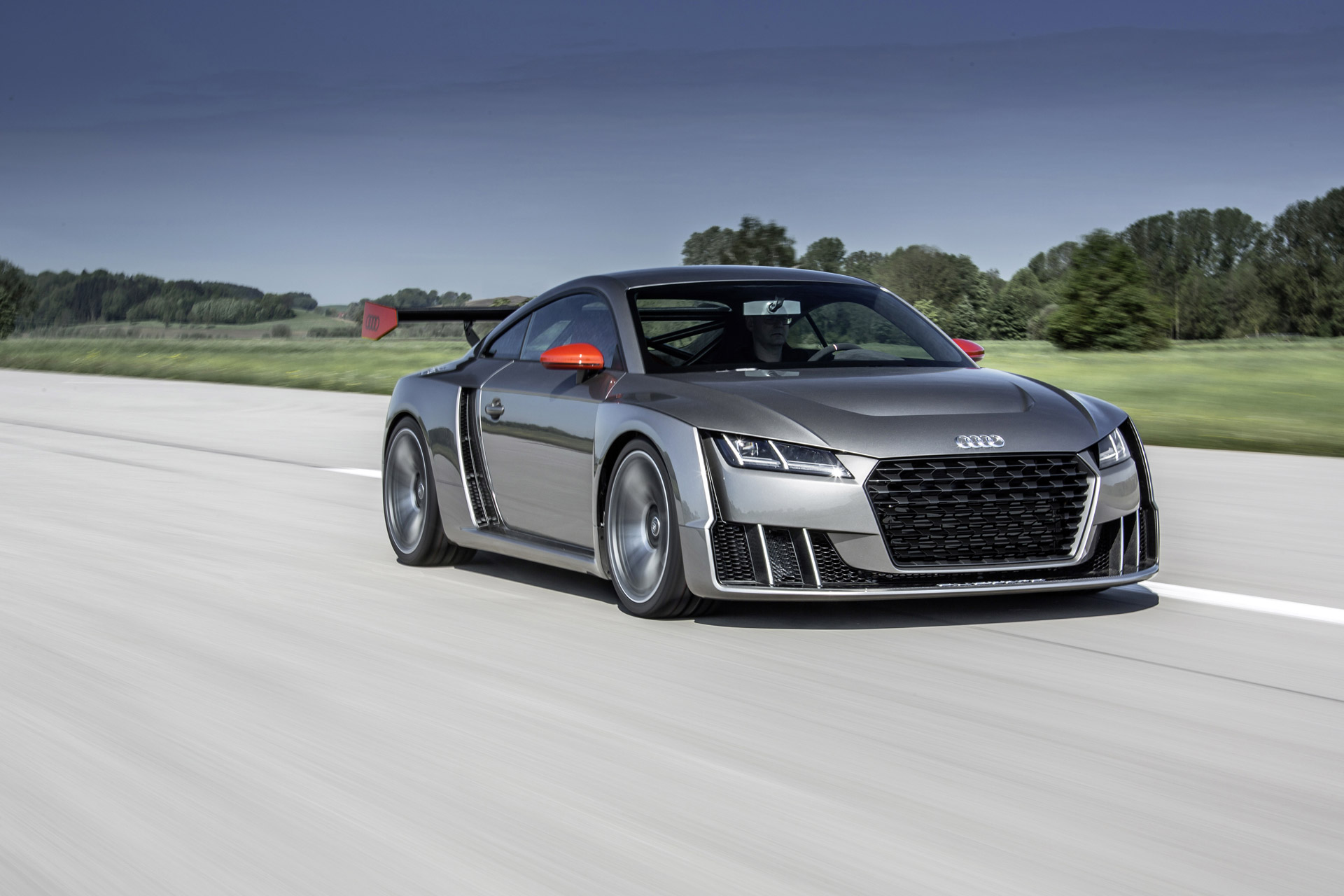 New Photos And Video Of 600 Horsepower Audi TT Clubsport