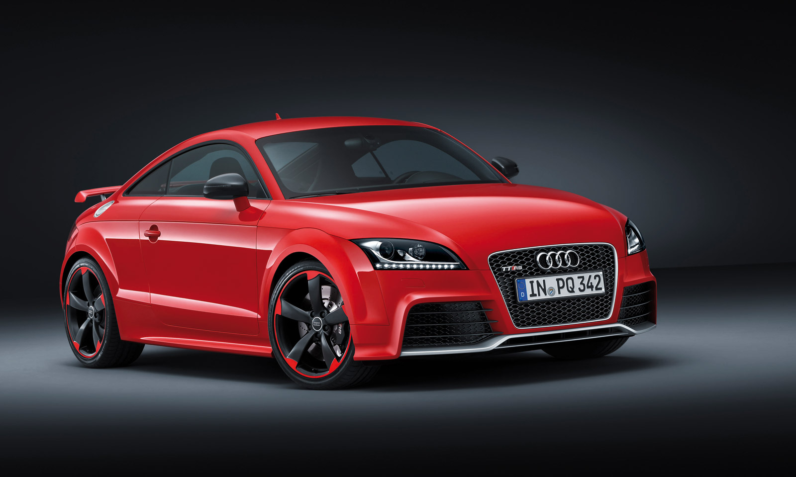 Audi TT RS Plus Headed For 2012 Geneva Motor Show