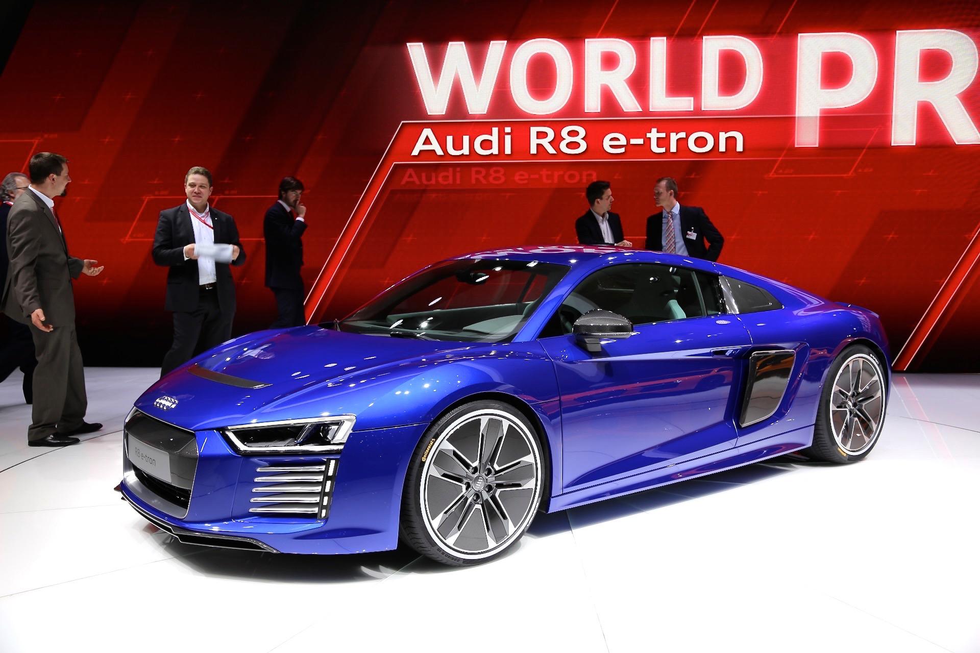 Kekurangan Audi R8 Etron Top Model Tahun Ini