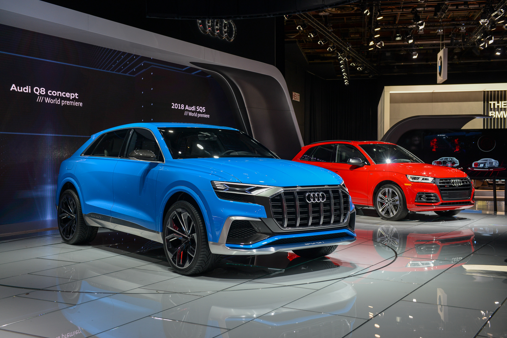 This Weeks Top Photos The Detroit Auto Show Edition - Audi automobile