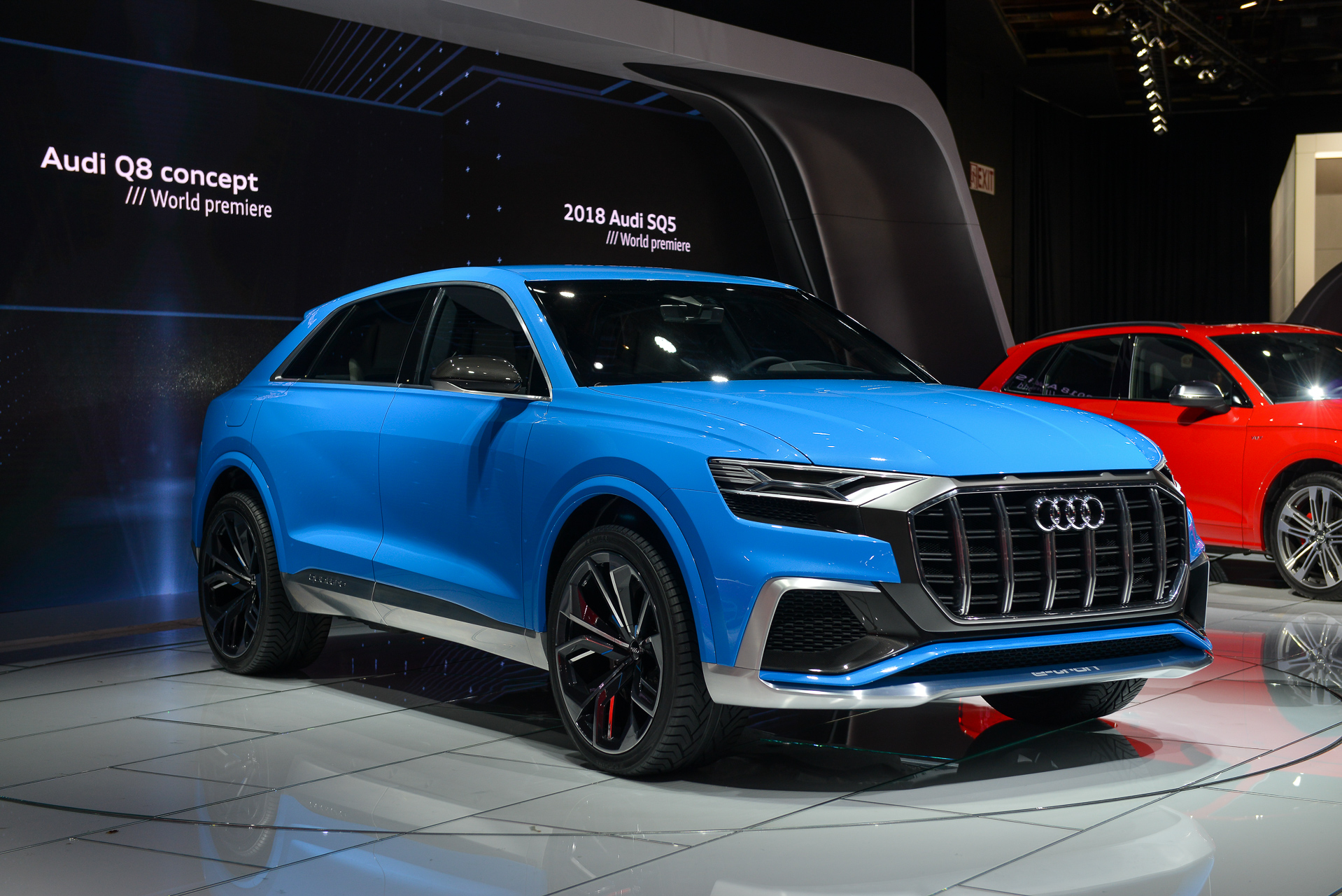 Show Off Blow Off Audi Joins Other Luxury Makes To Skip