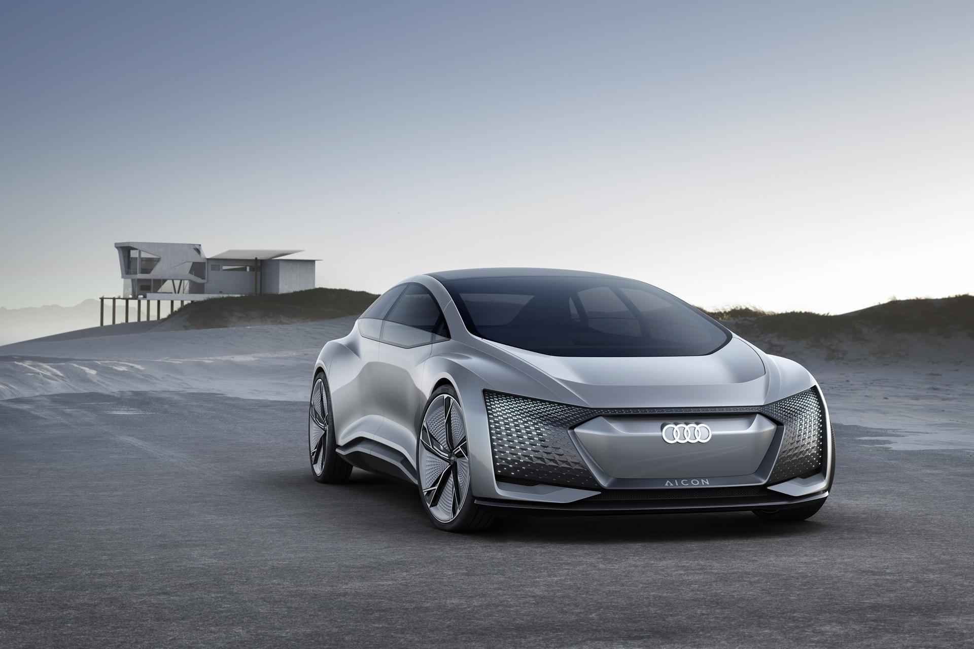 Überprüfungs- und Veröffentlichungsdatum Audi Concept 2021