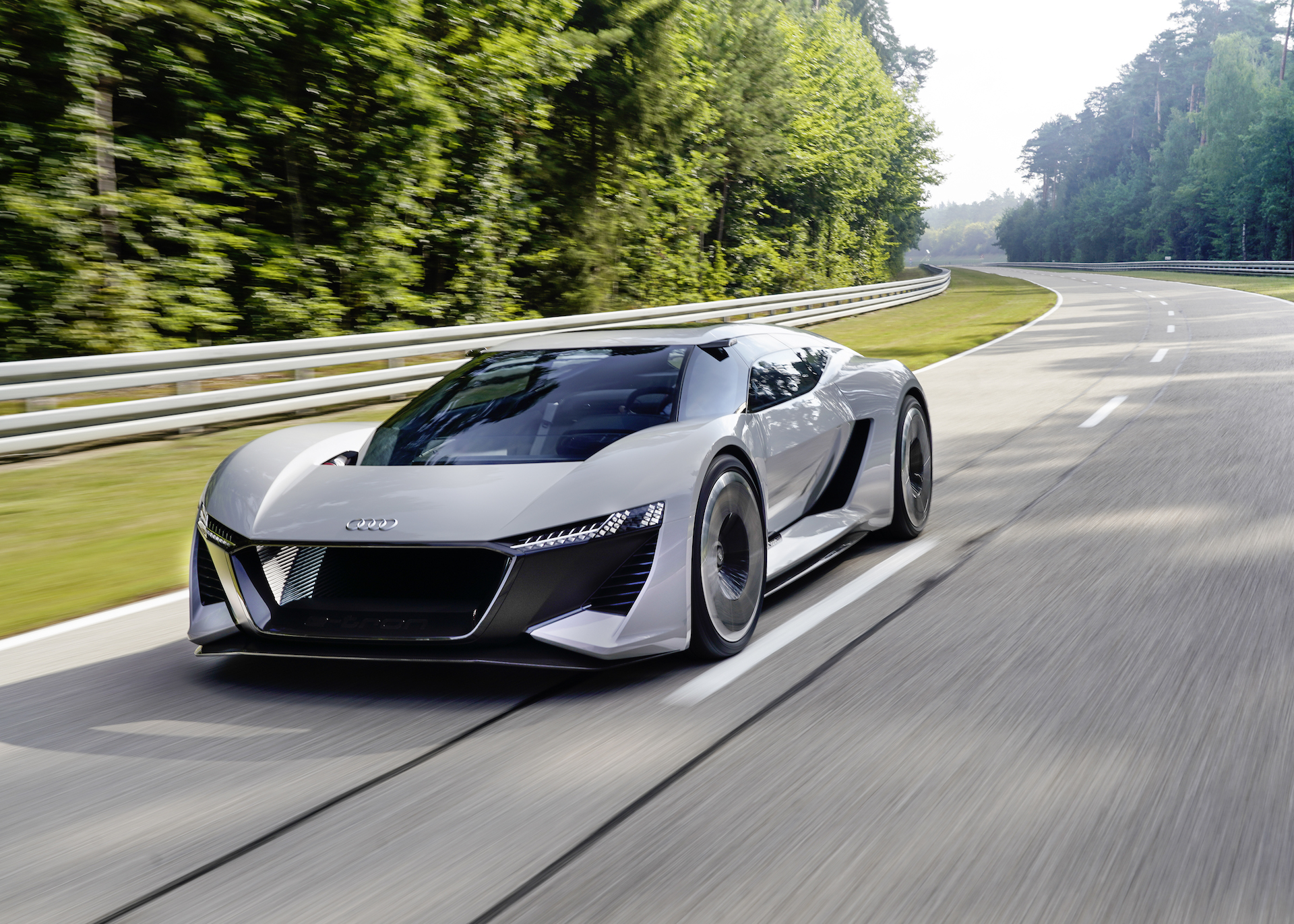 Audi Sport Boss Thinks Gas Powered Sports Cars Will Disappear From Public Roads