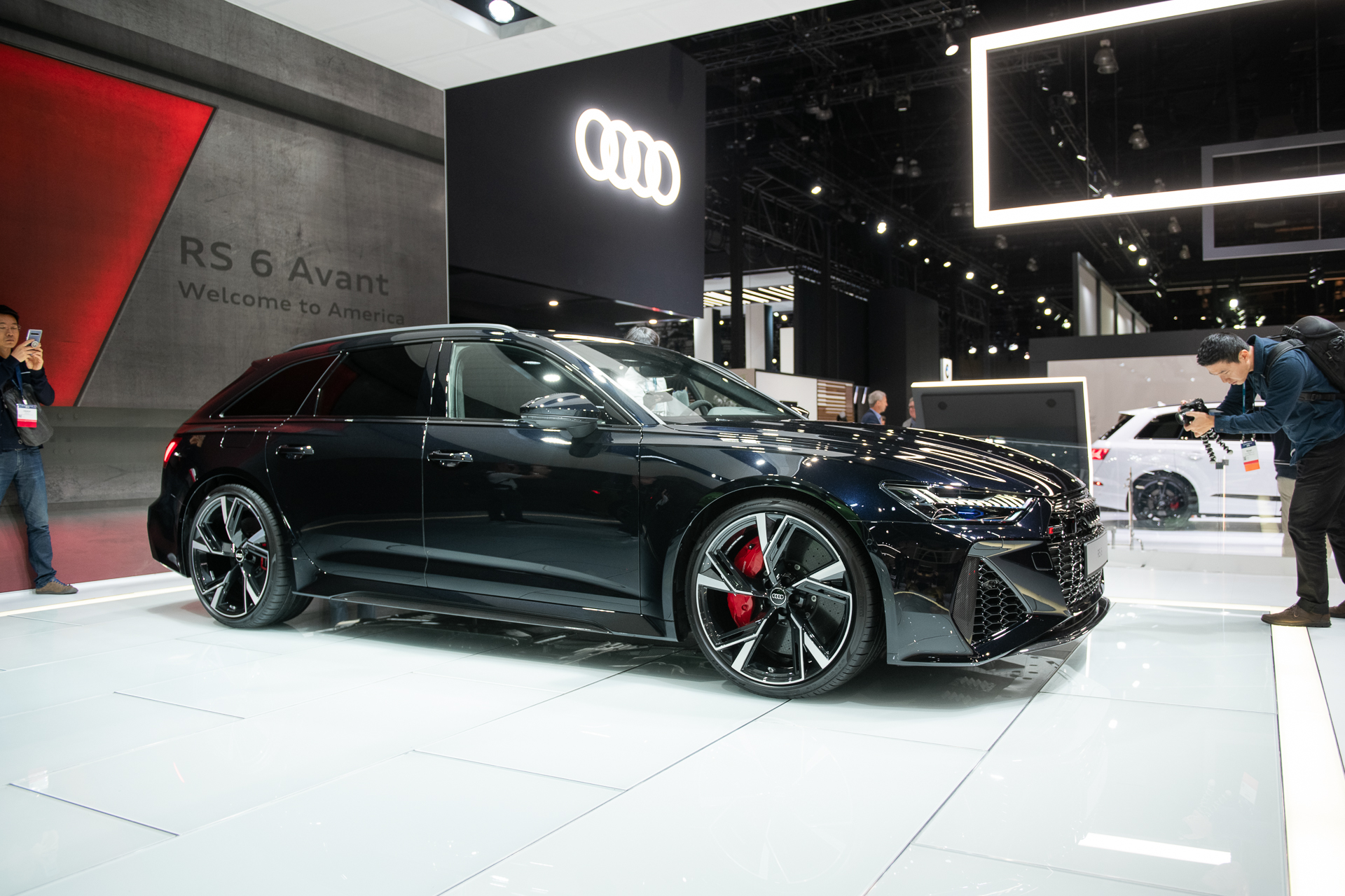audi rs6 avant for sale in usa