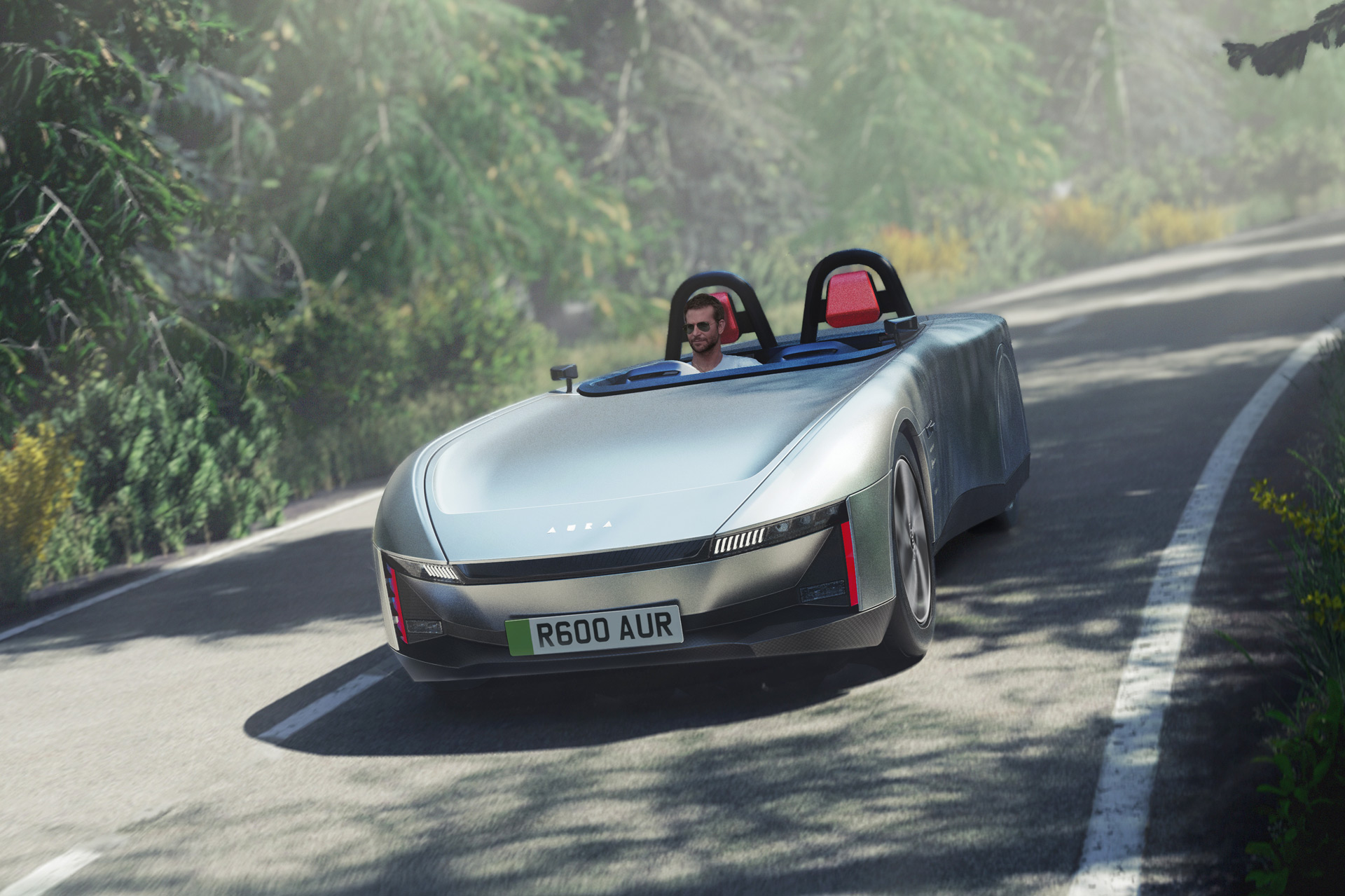 400-mile electric British roadster: UK funds enable a glimpse of the future