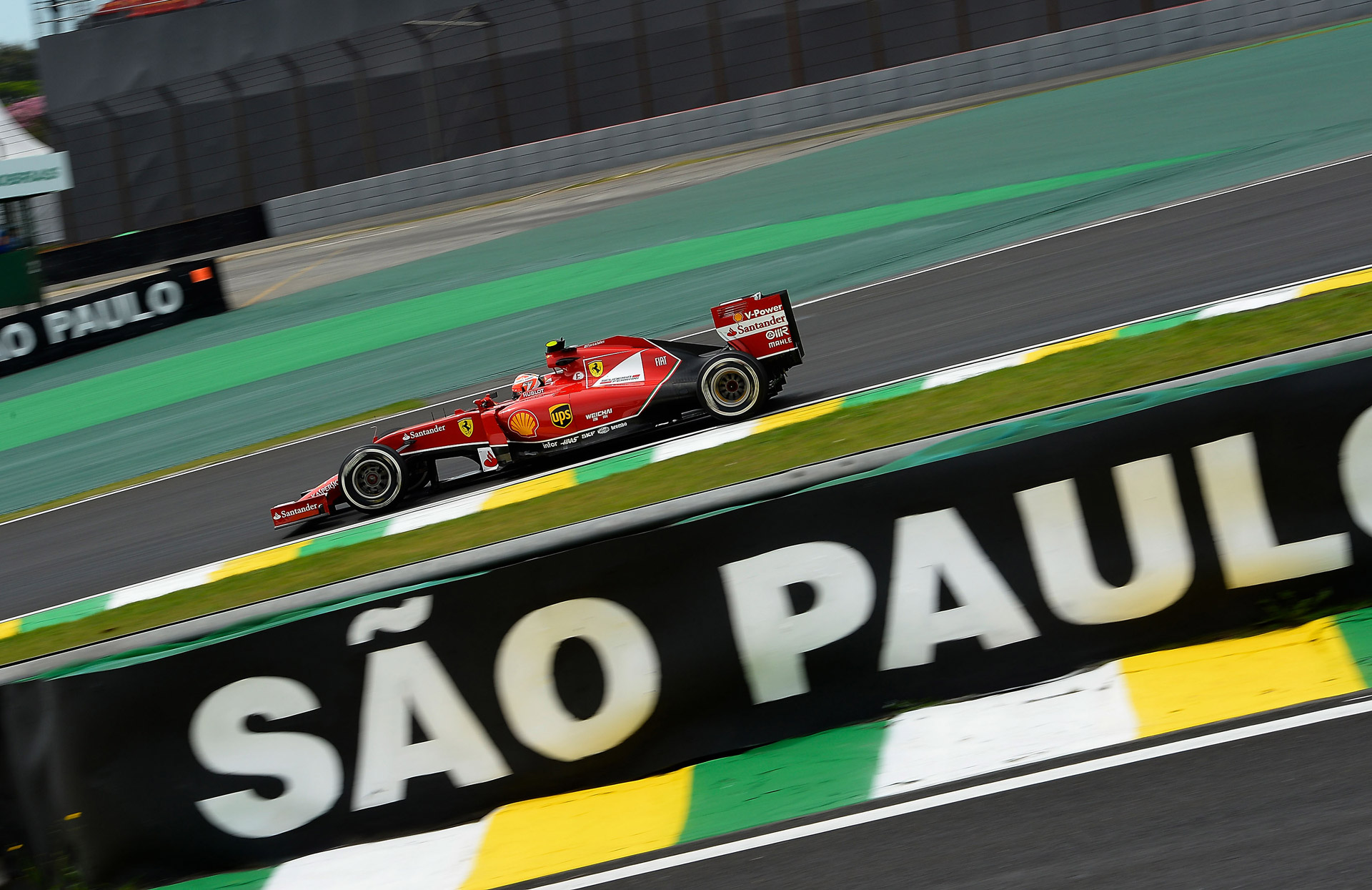 2015 Formula One Brazilian Grand Prix Preview