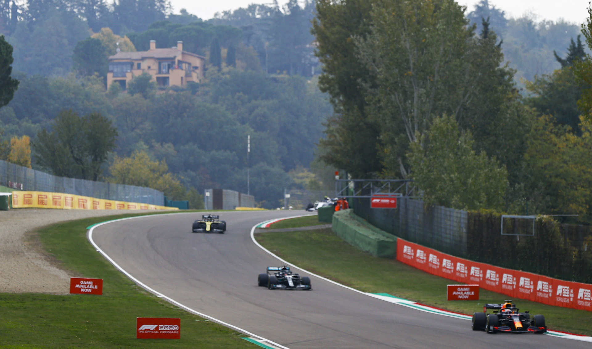 2021 Formula One Emilia Romagna Grand Prix preview: Filling in for the Chinese Grand Prix