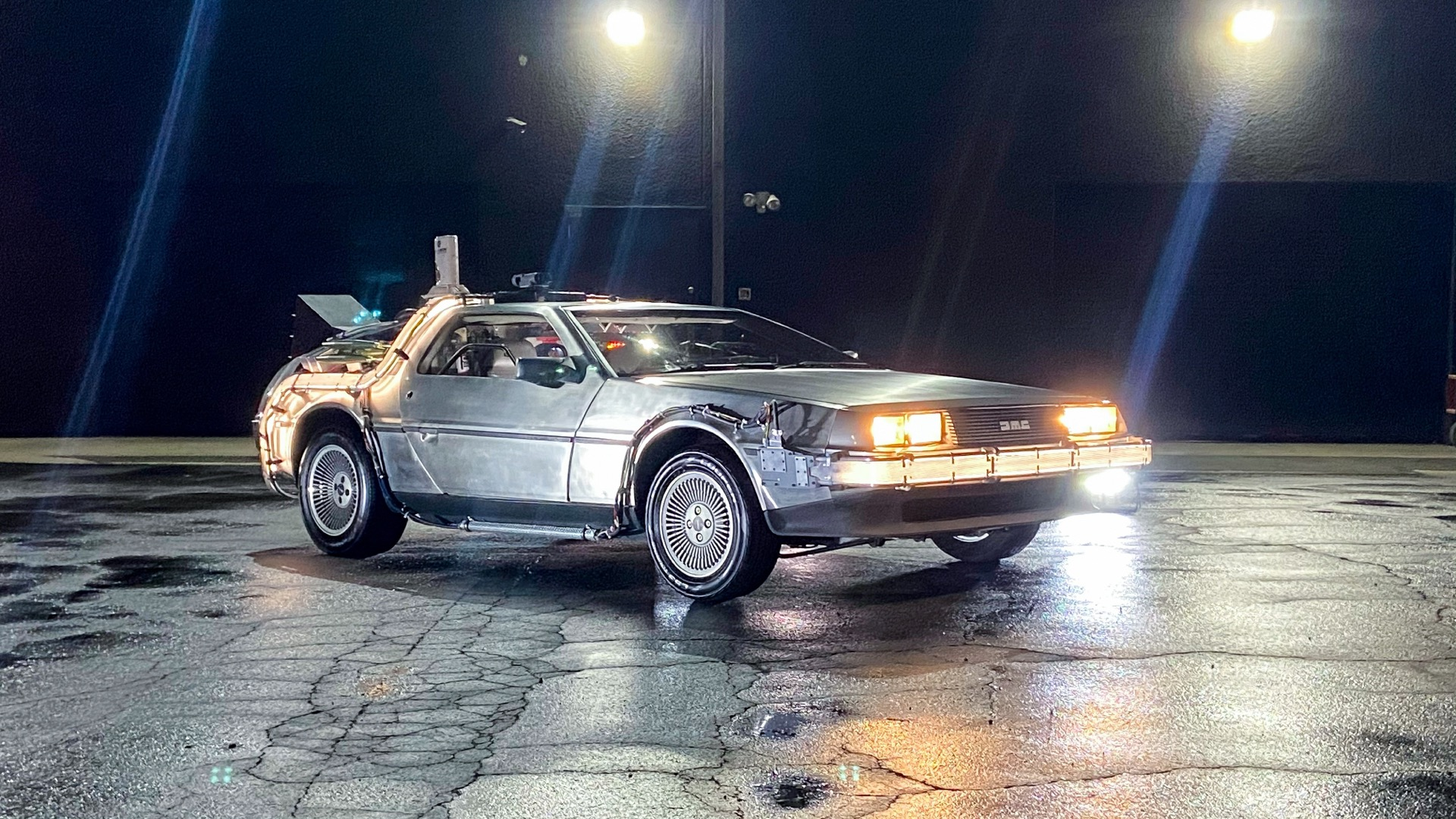 Back To The Future Studio executives interference