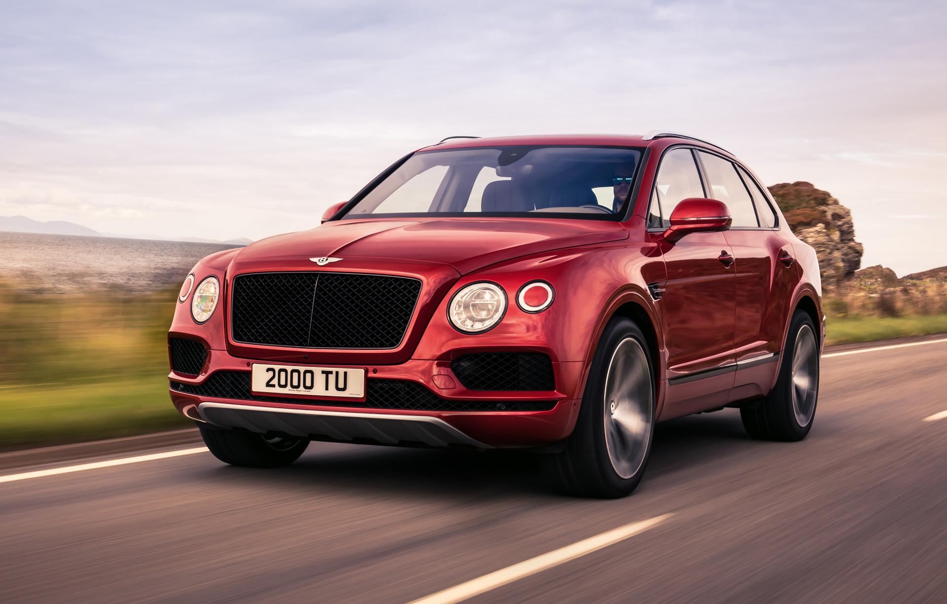 2020 Bentley Bentayga More Powerful Than Ever >> 2019 Bentley Bentayga V8 First Drive Review 8 Is Enough