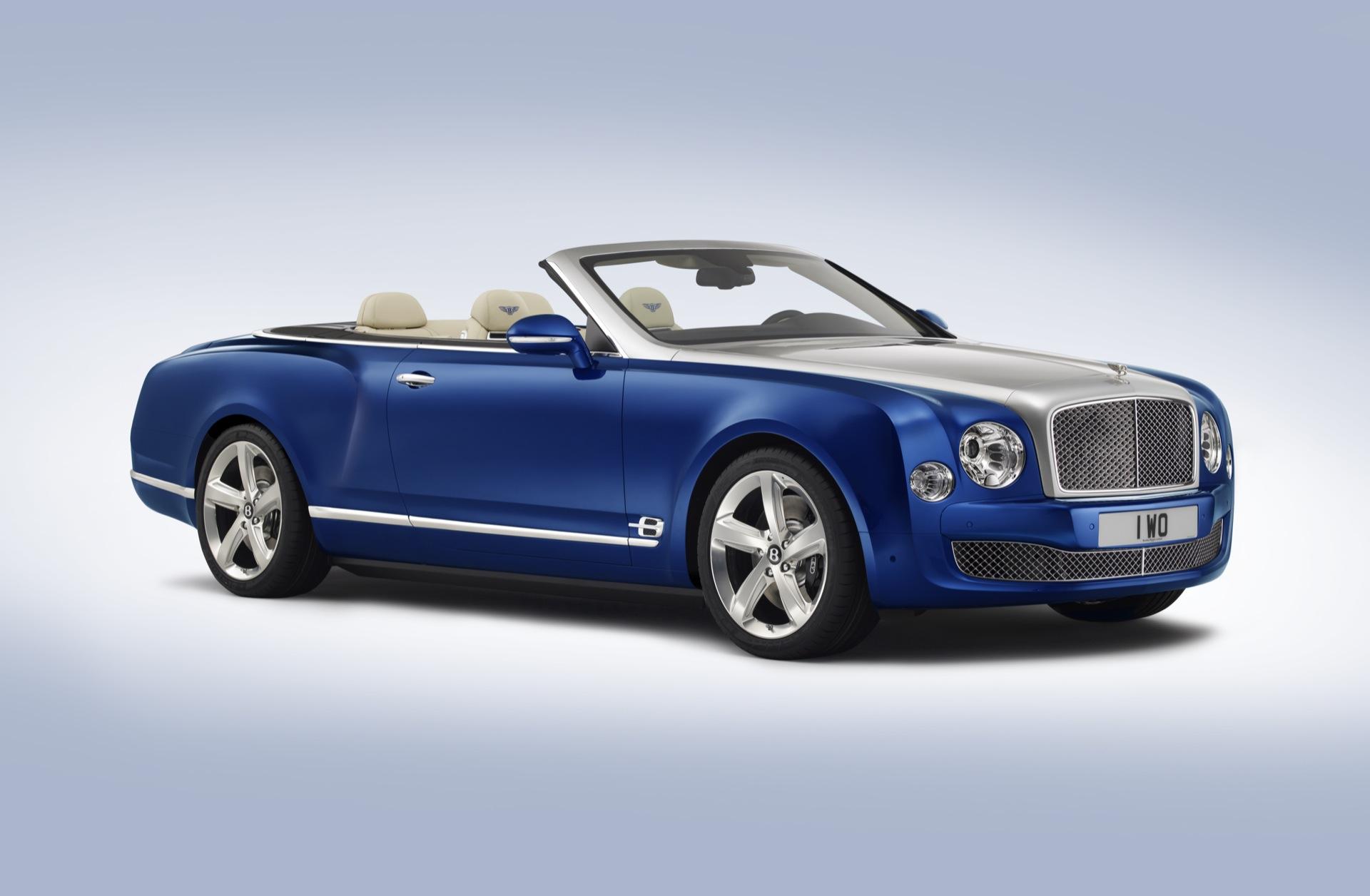 2018 bentley convertible. Modren Bentley Bentley Mulsanne Convertible Tipped To Arrive As Exclusive Coachbuilt  Special To 2018 Bentley P