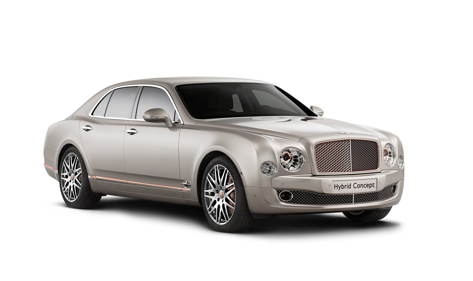 Luxury Vehicle: Bentley Previews Hybrid Tech In Mulsanne, Confirms It For