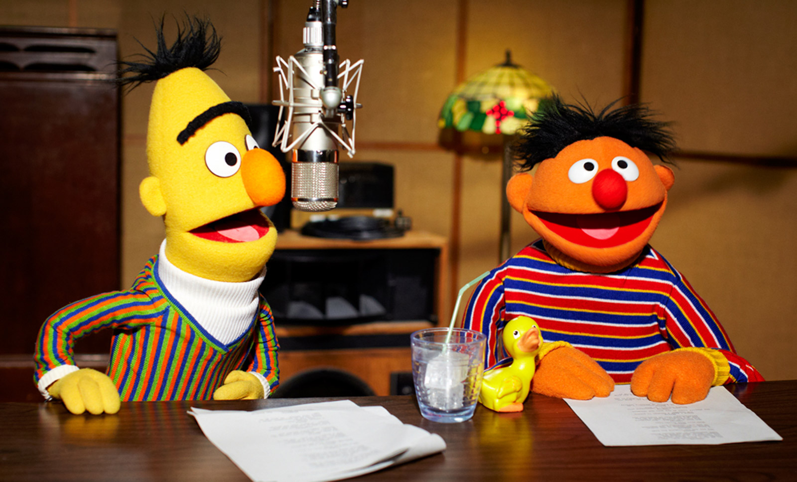 Sesame Street's Bert And Ernie Available On TomTom GPS