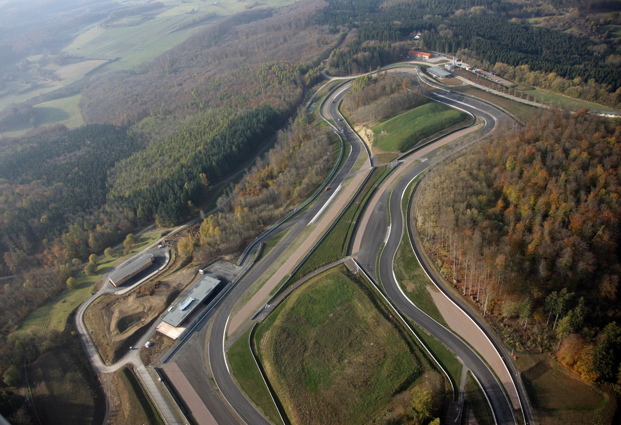 Public Auto Auction >> Bilster Berg Circuit Opening In Germany As Nürburgring Struggles