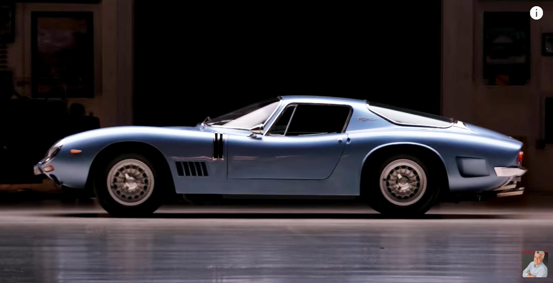 Bizzarrini 5300 GT Strada brings art and history to Jay Leno's Garage