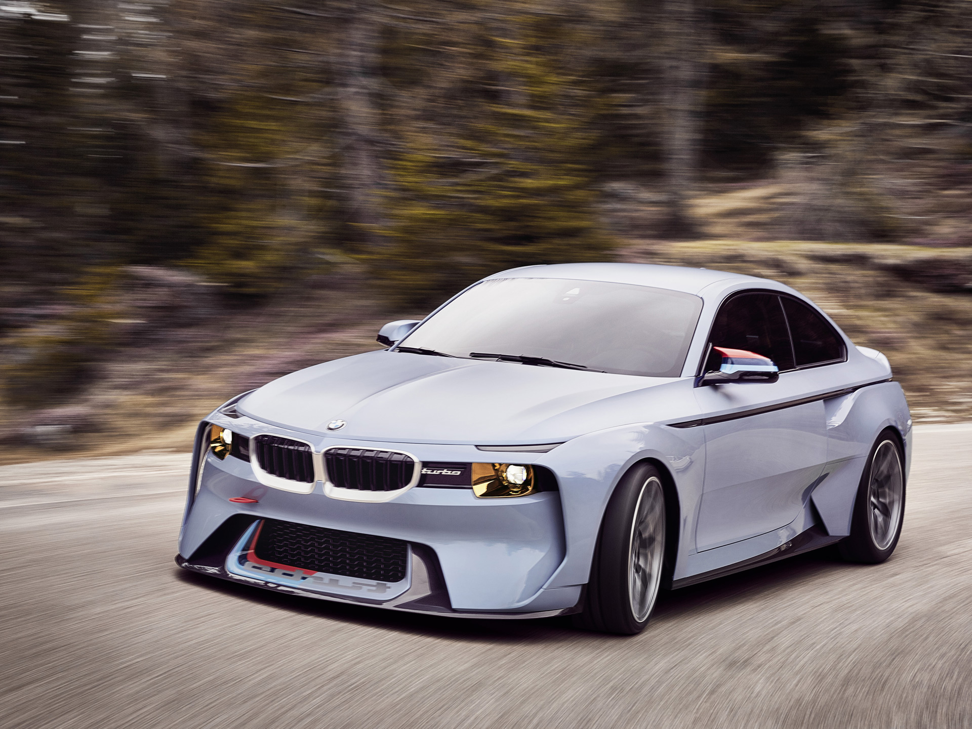 S Class Genesis Future Plan BMW 2002 Hommage