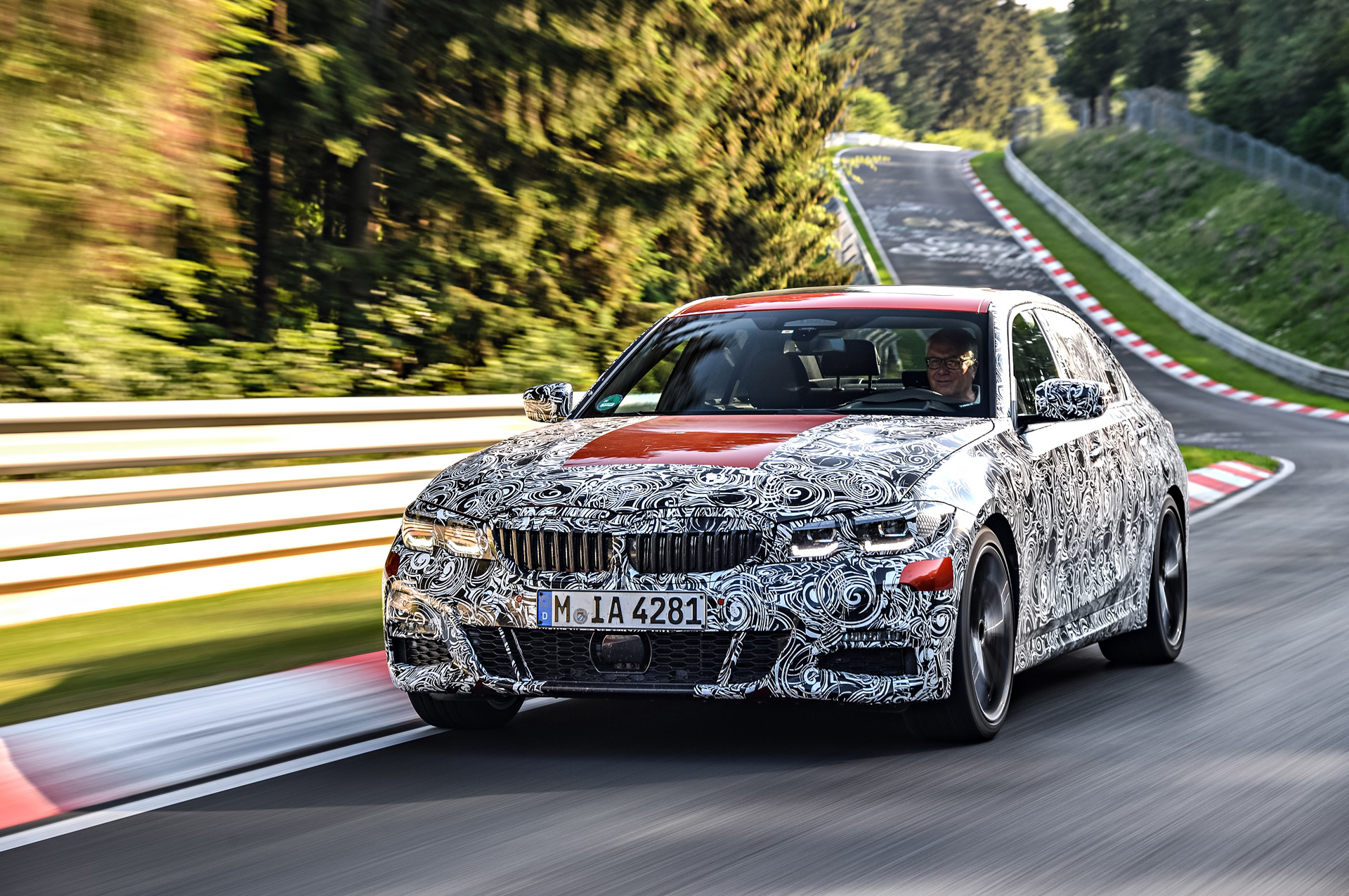 BMW swears its 3 Series is going to be a sport sedan again