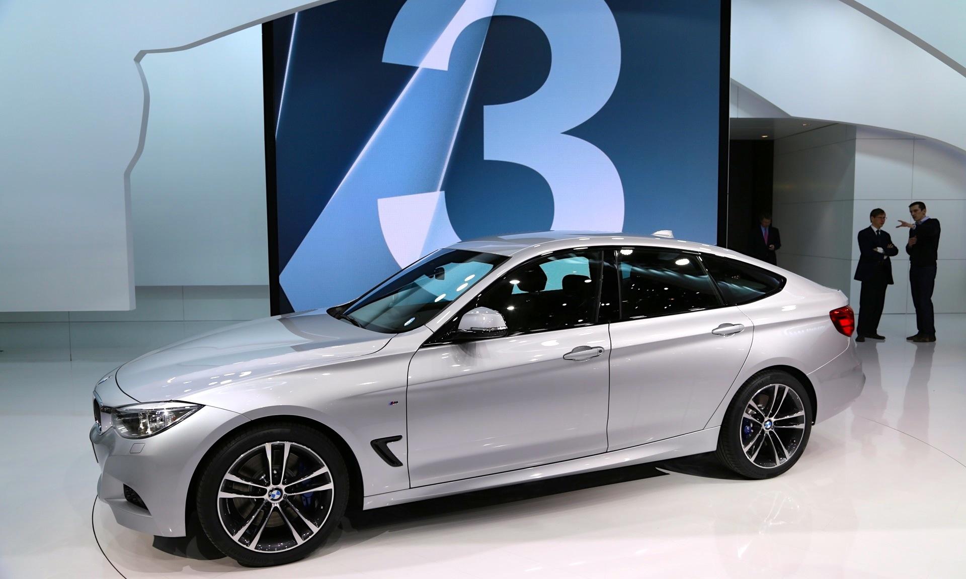 BMW Series Gran Turismo Live In Geneva - Bmw 3 series hatchback