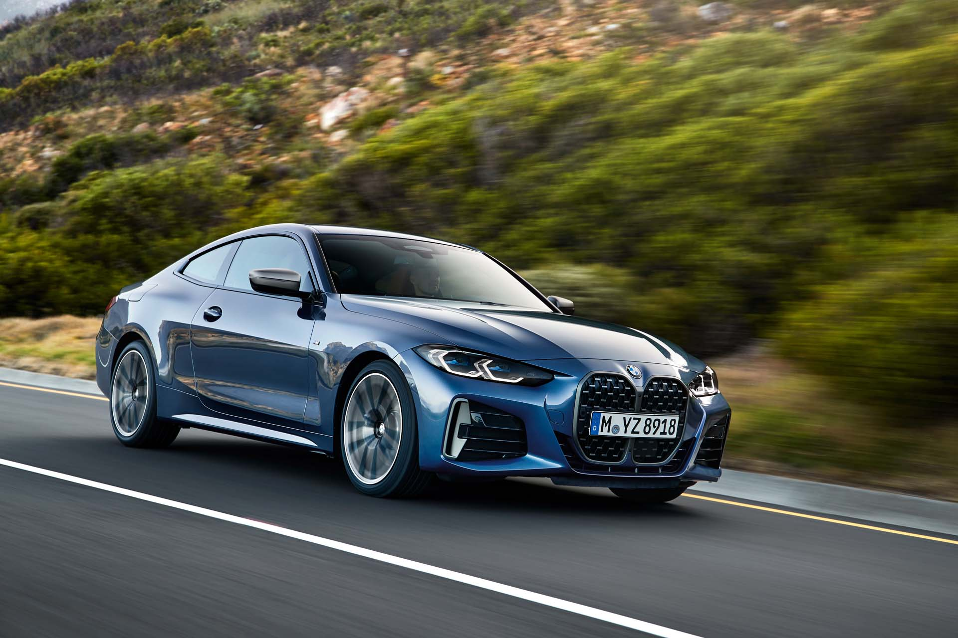 2021 bmw 4-series preview: popular coupe takes on bold new