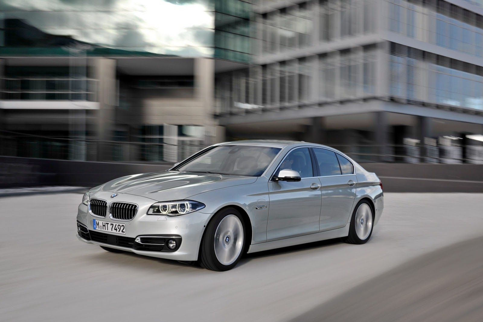 2014 Bmw 5 Series Review Ratings Specs Prices And Photos The Car Connection
