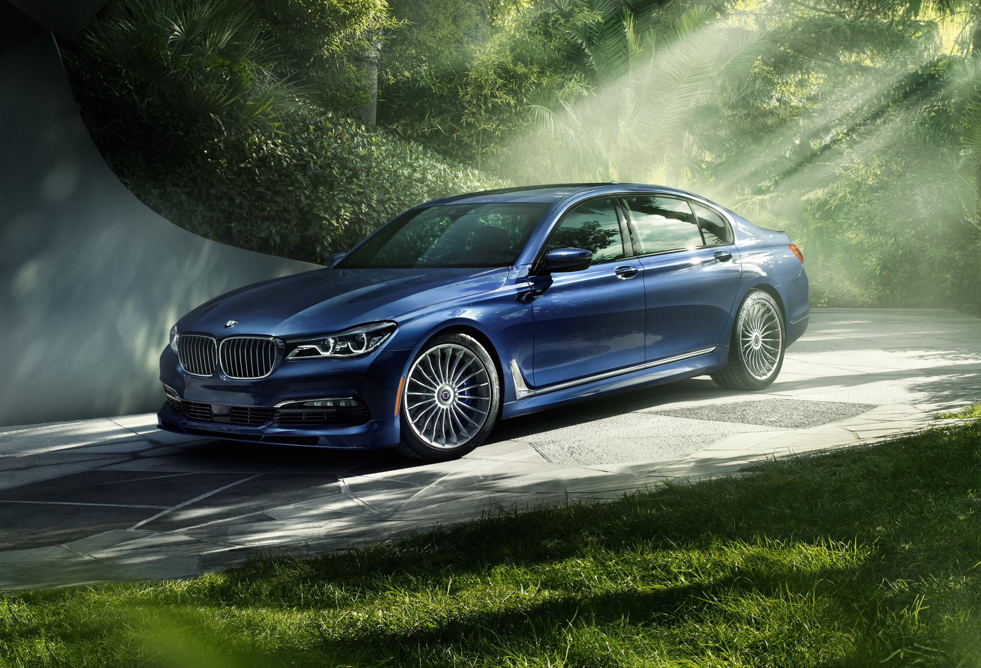 BMW Alpina B XDrive Revealed With Horsepower - Bmw m7 alpina