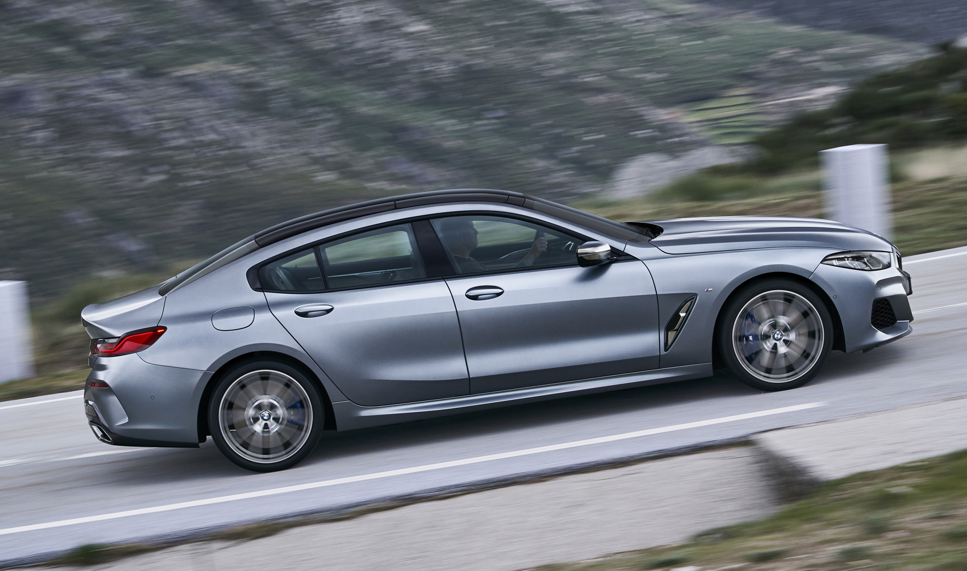 2020 bmw 8 series gran coupe revealed looks stunning. Black Bedroom Furniture Sets. Home Design Ideas
