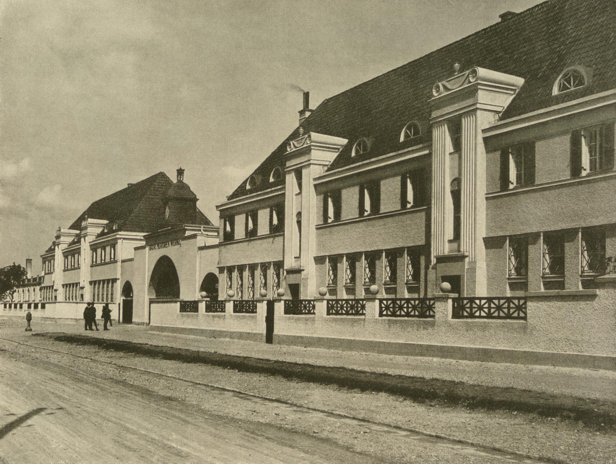 BMW Group Classic Buys Original Munich Plant