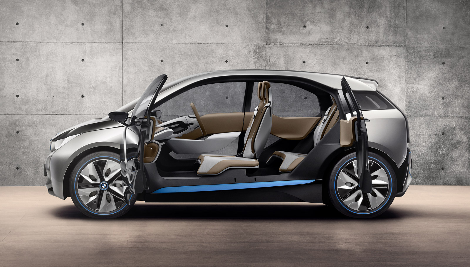 2014 bmw i3 electric car price how much will it cost. Black Bedroom Furniture Sets. Home Design Ideas