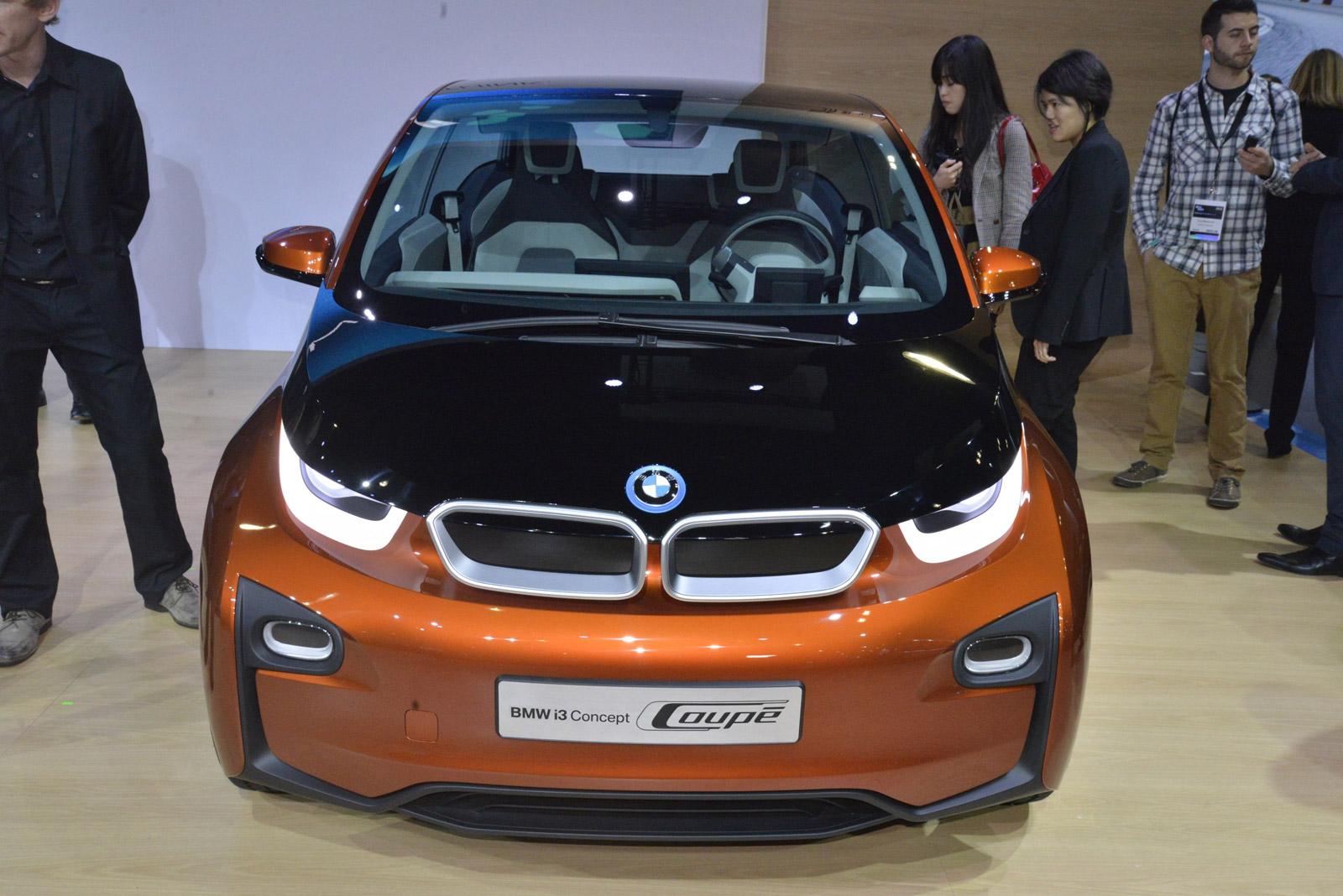 BMW i3 Coupe Concept Video Preview