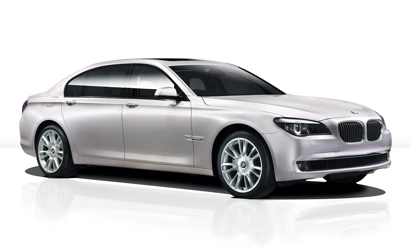 BMW Presents The Individual 7 Series Designed By Didit Hediprasetyo