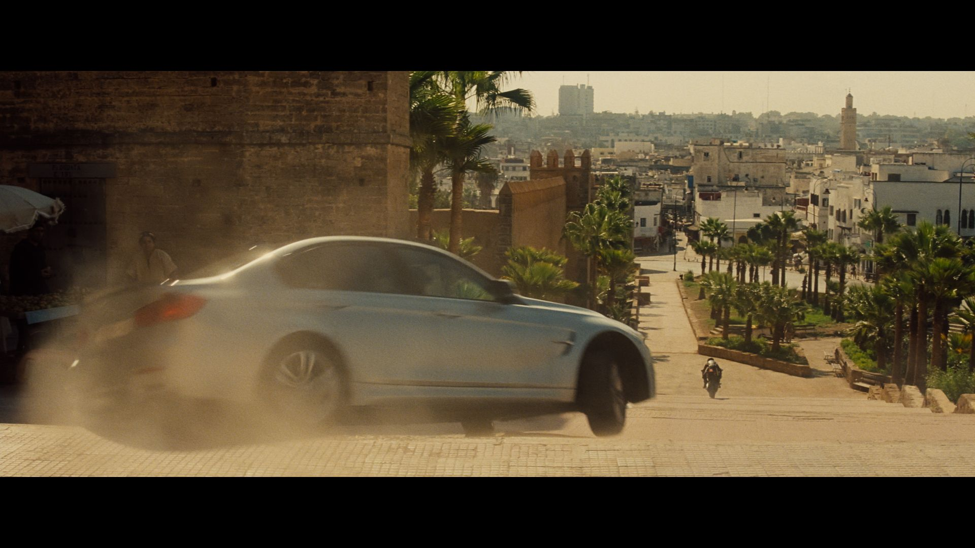 Bmw Goes Rogue For Fifth Mission Impossible Movie Video
