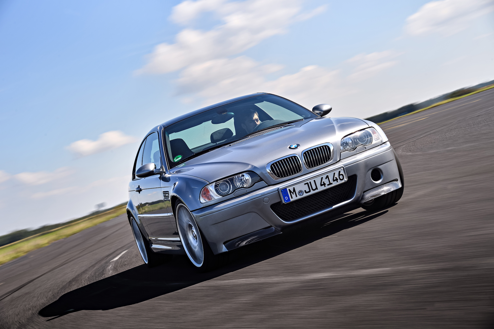 BMW's sick of everyone saying its old cars were better