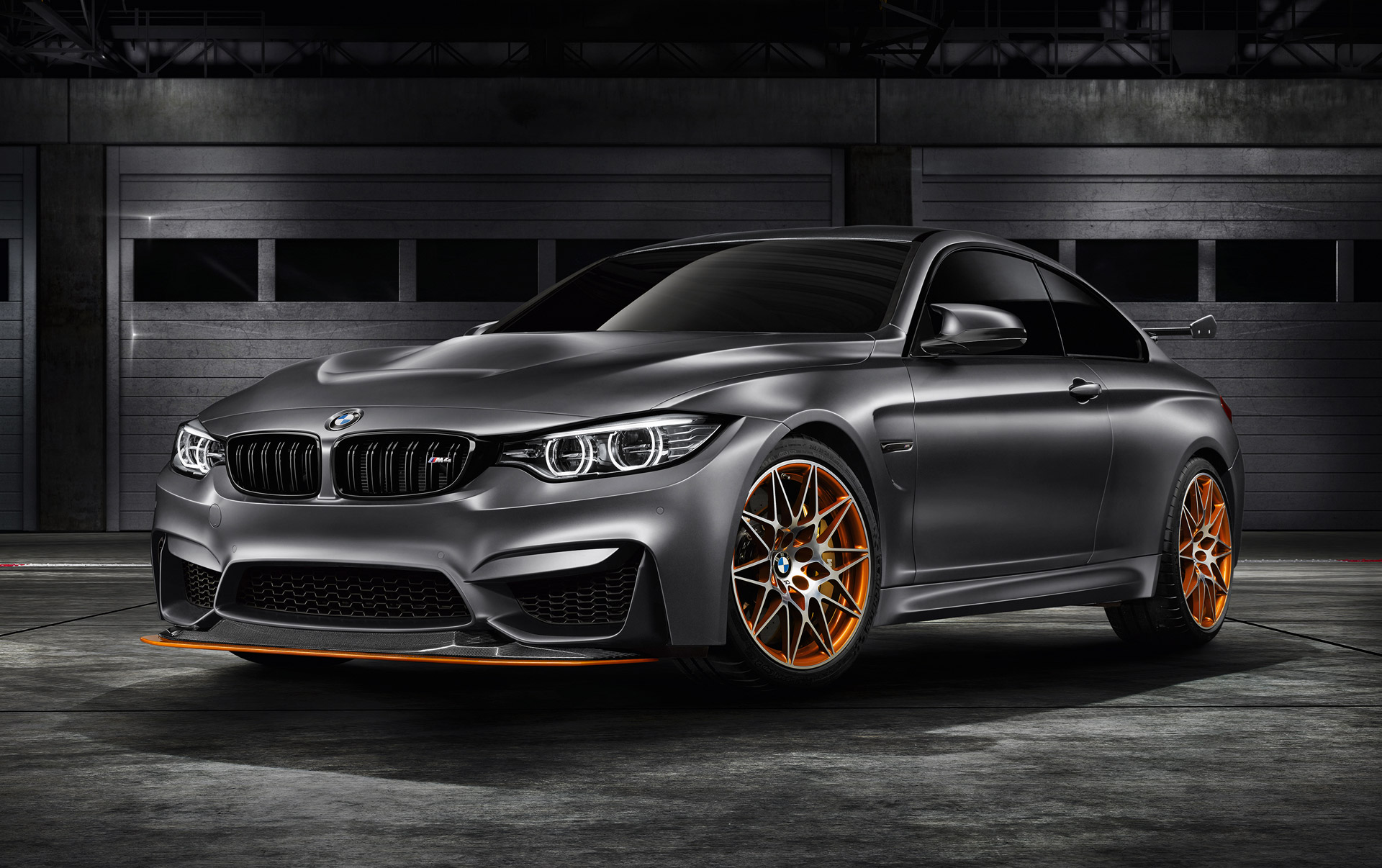 Bmw M4 Gts Concept Revealed Production Version To Follow