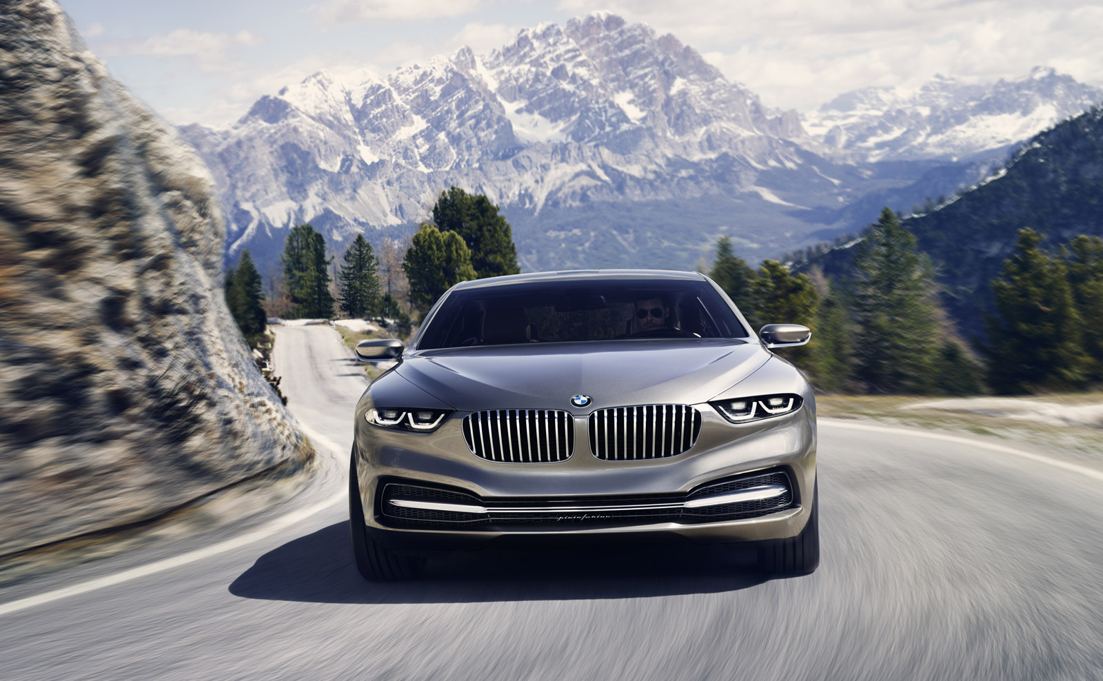Bmw To Present 9 Series Concept At Beijing Auto Show Report
