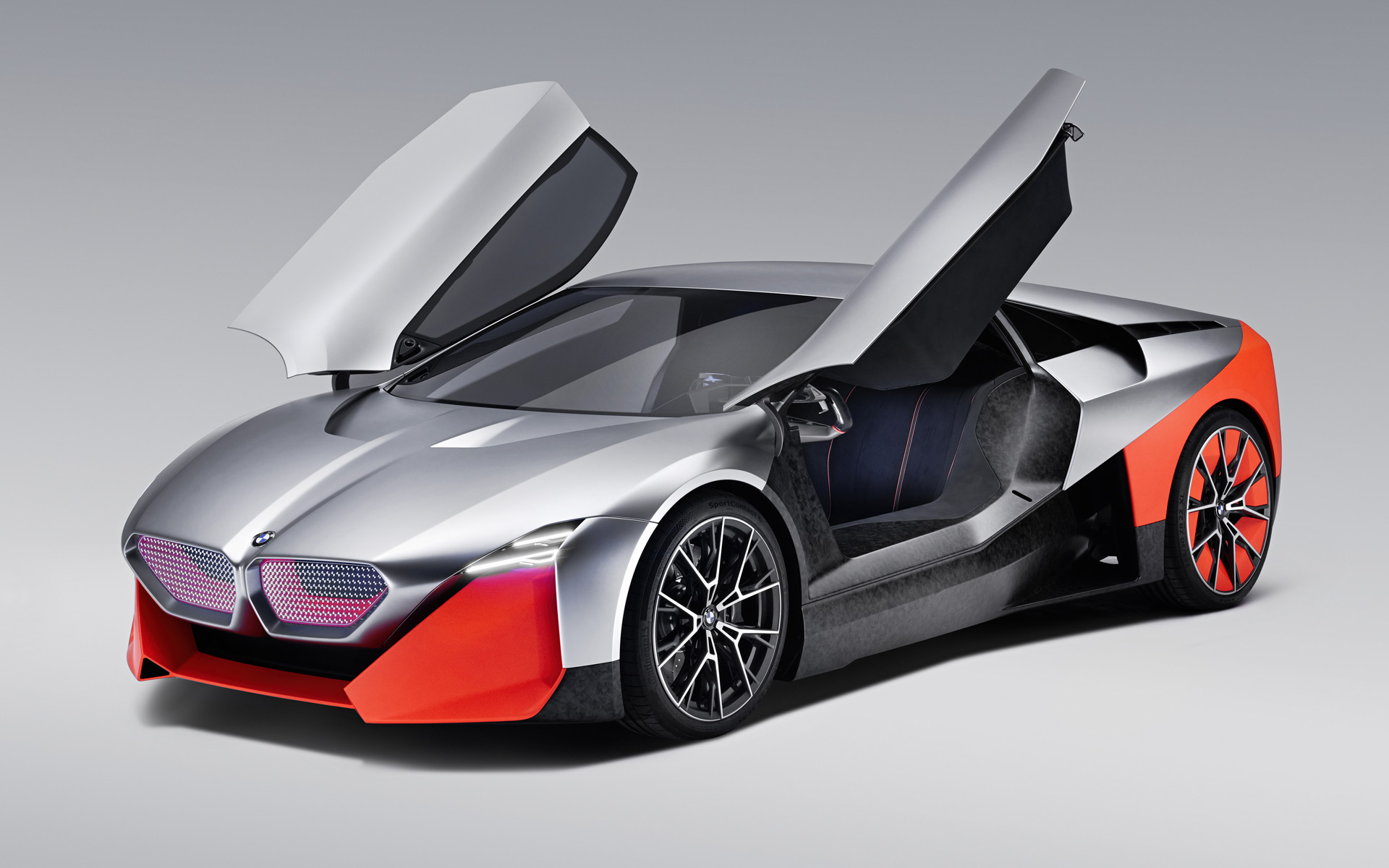 bmw m sports car concept  lightyear one  2020 mercedes