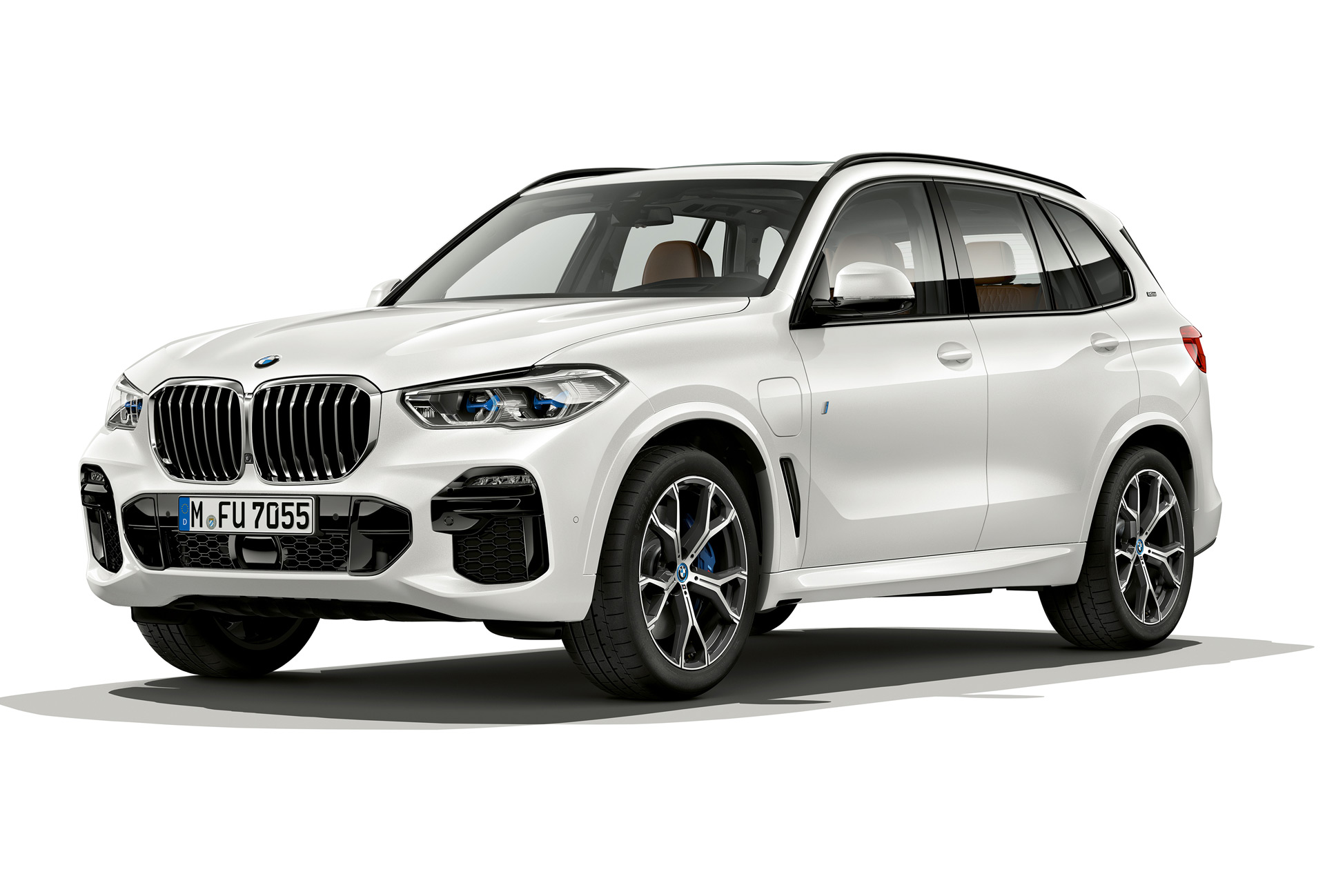 2021 Bmw X5 Xdrive45e Iperformance Plug In Hybrid Promises More Electric Range