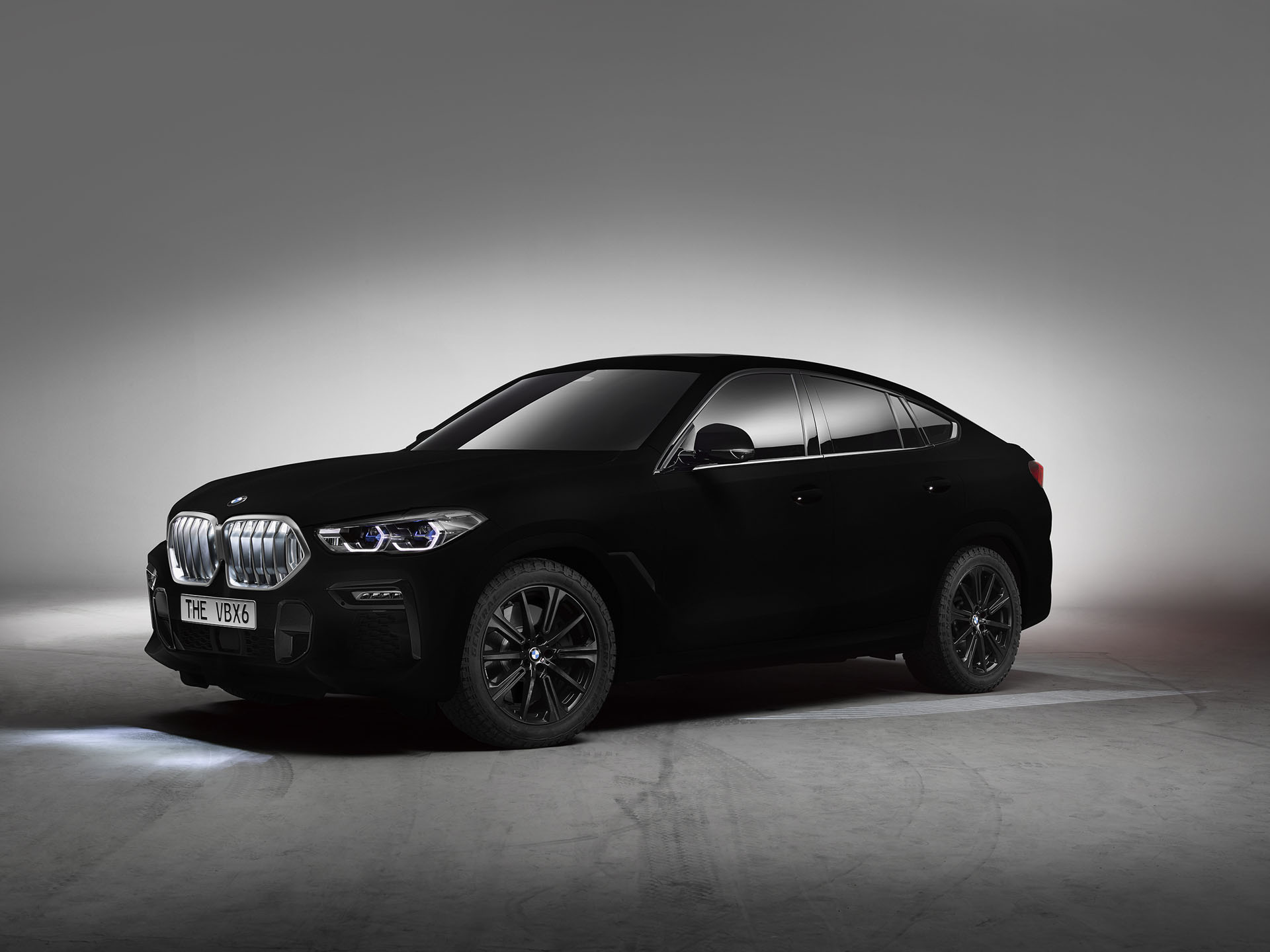 Bmw 2020 Black Edition