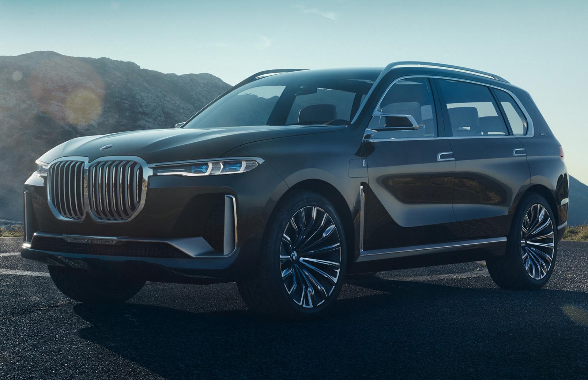 BMW X Concept Leaked - Auto bmw