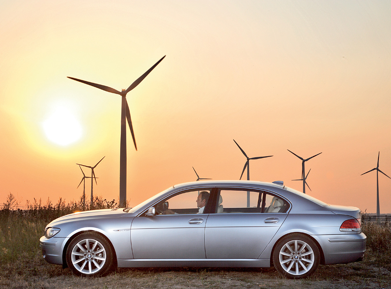 2009 Bmw 7 Series Review Ratings Specs Prices And Photos The Car Connection