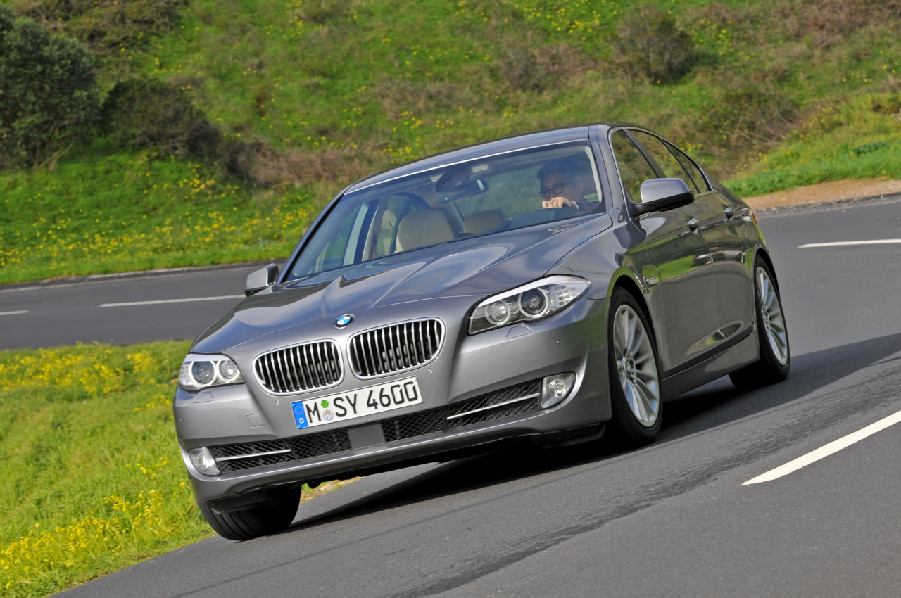 BMW To Add Diesel 5-Series & Another Model, Maybe Diesel Four?