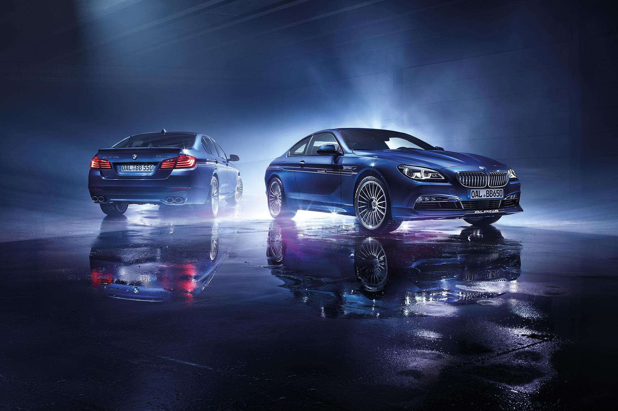 Alpina Drops New Super Sedan To Celebrate 50 Years