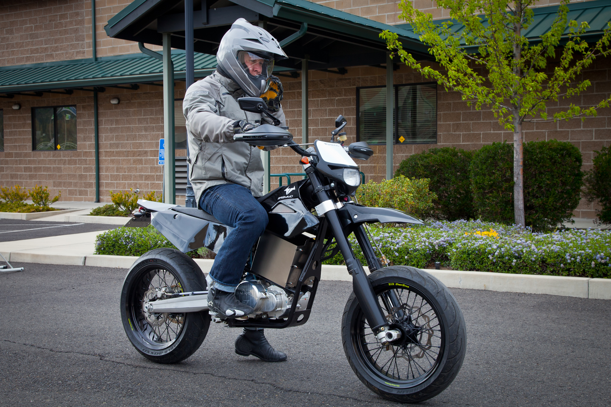 Brammo Electric Motorcycle Company Bought Out By Polaris