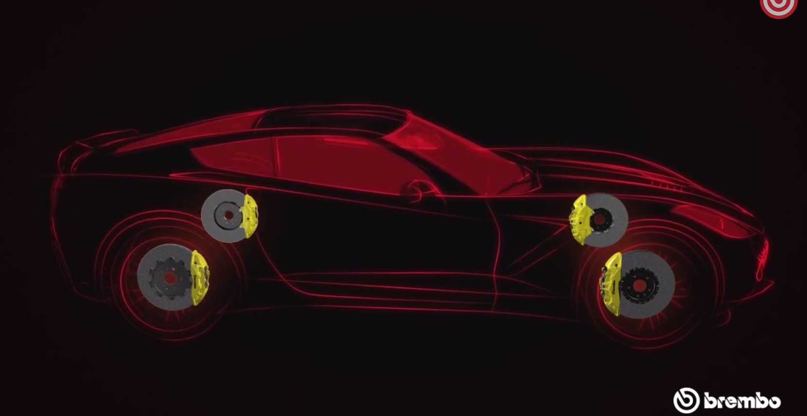 The Tech Behind The 2015 Corvette Z06's Brembo Carbon Ceramic Brakes: Video