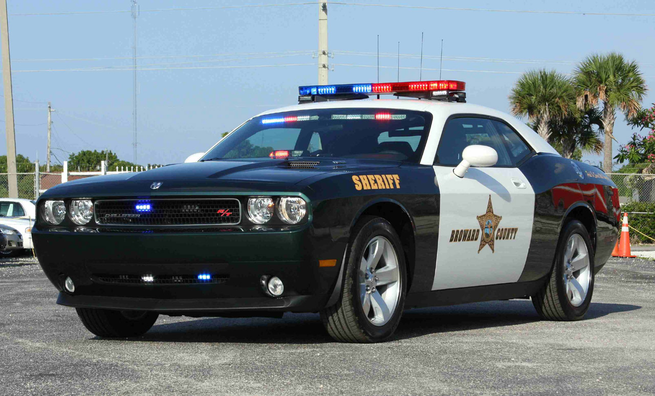 Toyota Land Cruiser 2019 Spy >> Broward County Sheriff Gets a Dodge Challenger R/T