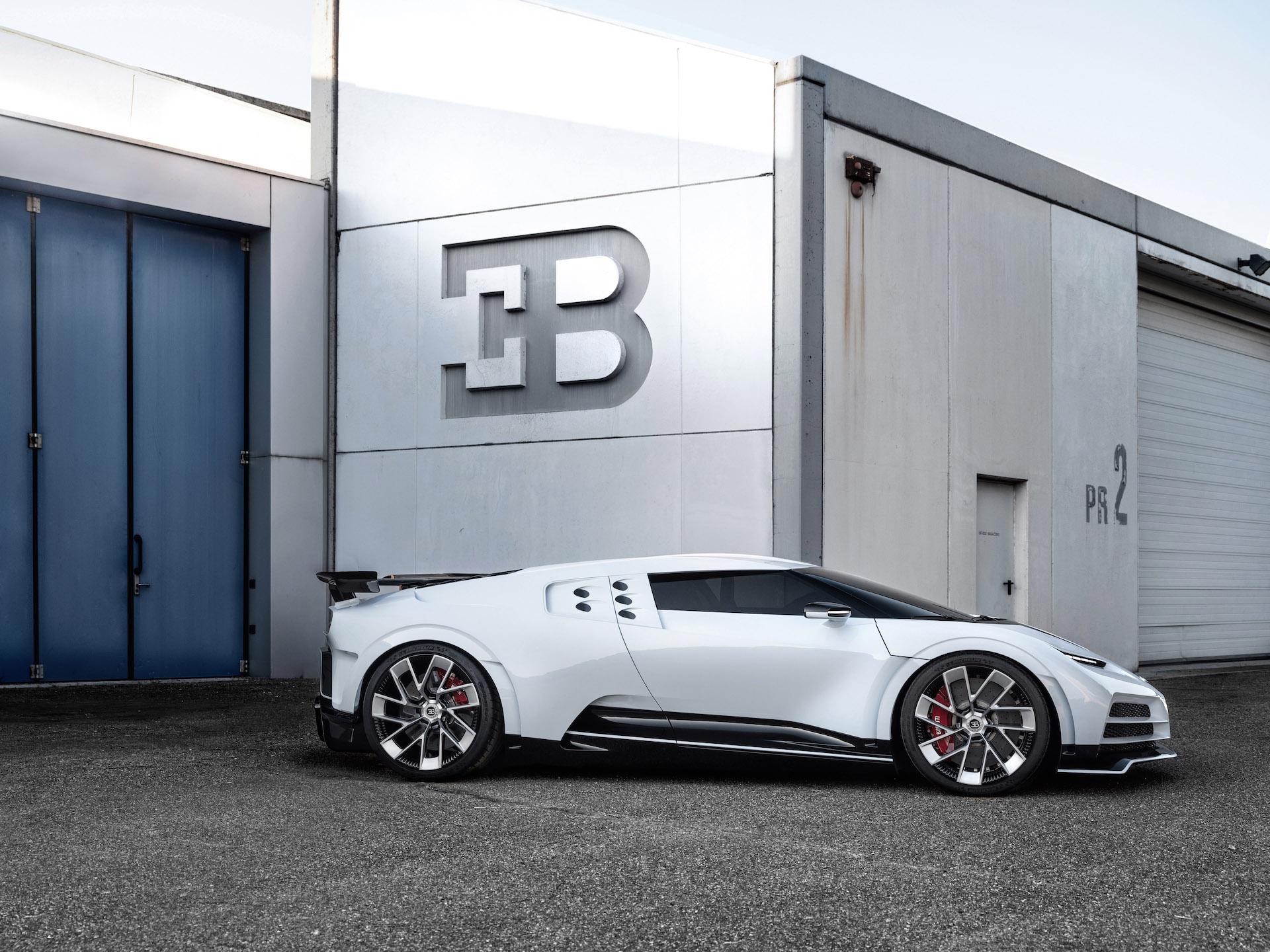 Cristiano Ronaldo Tipped As Buyer Of 8 9m Bugatti Centodieci
