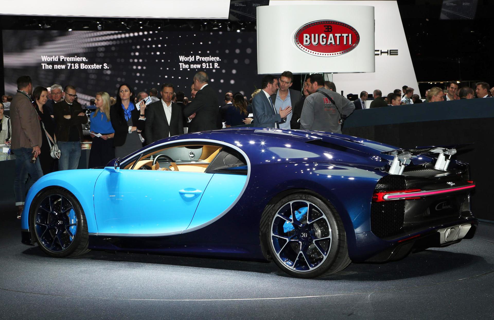 Bugatti Chiron Engine Audi Sq7 Tdi Kahn Vengeance Car