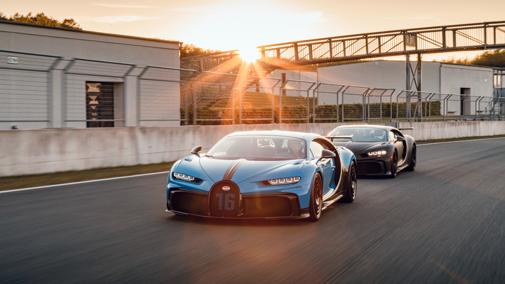 How Bugatti finished the Chiron Pur Sport's development on the racetrack